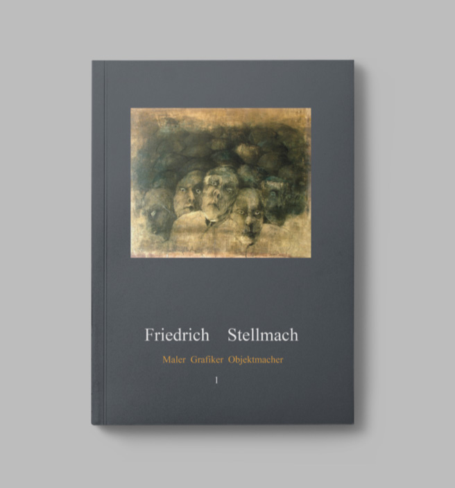 Cover Bildband 1 Friedrich Stellmach