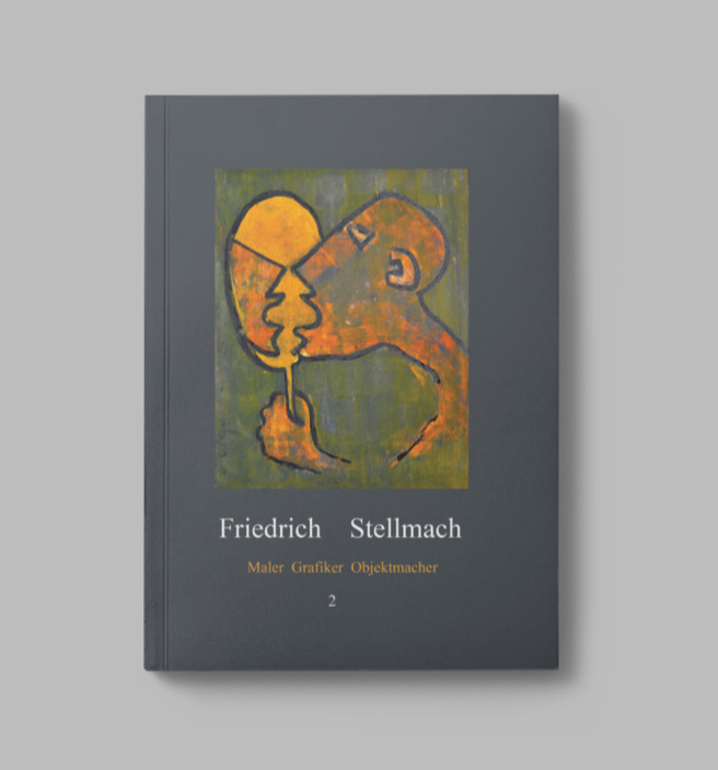 Cover Bildband 2 Friedrich Stellmach