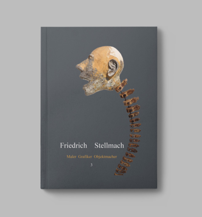 Cover Bildband 3 Friedrich Stellmach